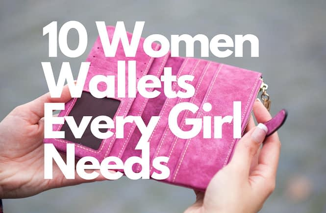 women wallet featured image