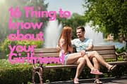 16 Things You Should Know About Girlfriend